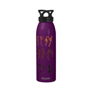 People in Motion Reusable Water Bottle