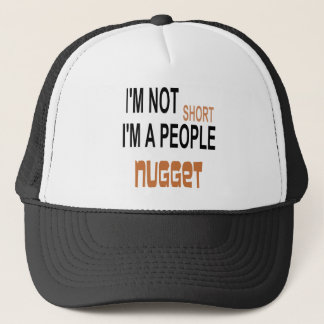 PEOPLE NUGGET FUNNY.png Trucker Hat
