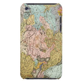 People of Asia and Europe iPod Touch Cases