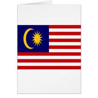 People of Malaysia Greeting Card