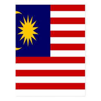 People of Malaysia Post Cards