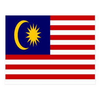 People of Malaysia Postcard