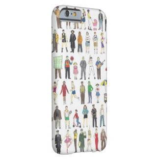 People of NYC Smartphone Case Barely There iPhone 6 Case