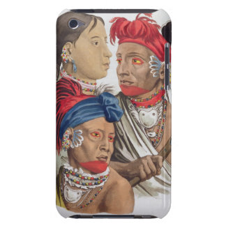 People of the Osagi Nation, from 'Le Costume Ancie iPod Touch Covers