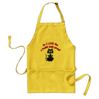 PEOPLE PERSON APRONS
