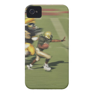 People playing football iPhone 4 case