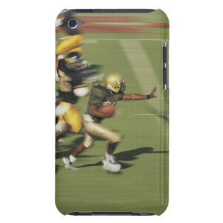 People playing football iPod Case-Mate case