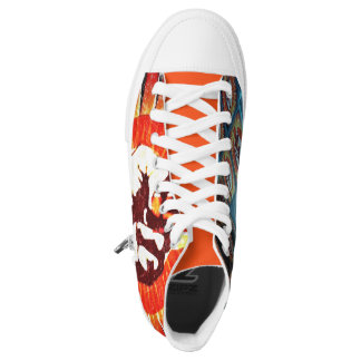 People Power Printed Shoes