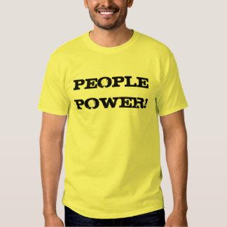 PEOPLE, POWER! TEES