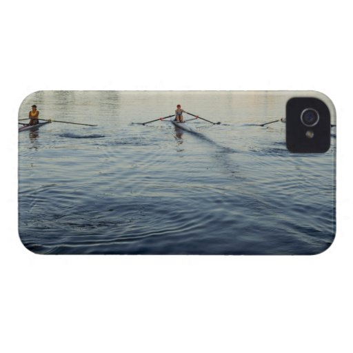 People Rowing iPhone 4 Covers