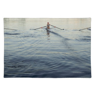 People Rowing Placemat