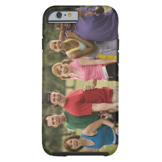 People smiling tough iPhone 6 case
