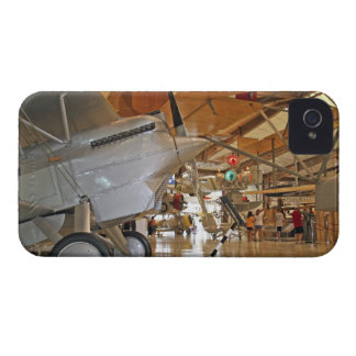 People touring National Museum of Naval Aviation iPhone 4 Case