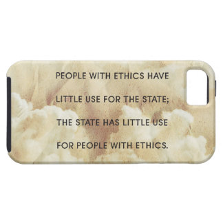 People With Ethics iPhone 5 Covers