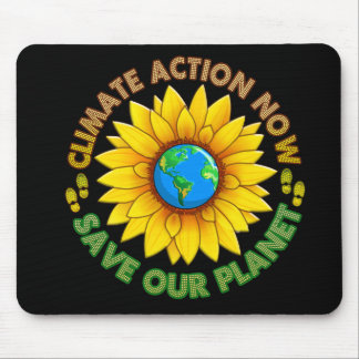 People's Climate March for Justice Mouse pad