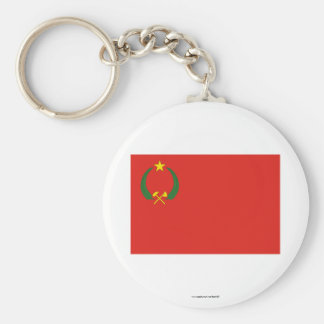 People's Republic of Congo Flag (1970-1992) Key Chain