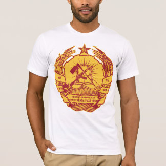 Peoples Republic of... Customizable T-shirt