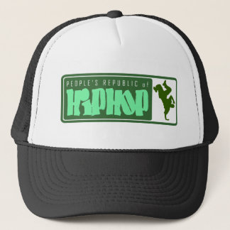 People's Republic of HipHop Trucker Hat