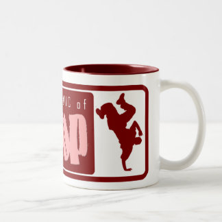 People's Republic of HipHop Two-Tone Mug