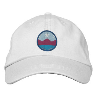 Peoria Flag cap Embroidered Hat