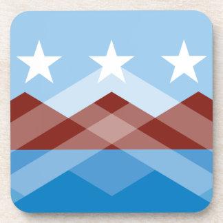 Peoria Flag Coaster