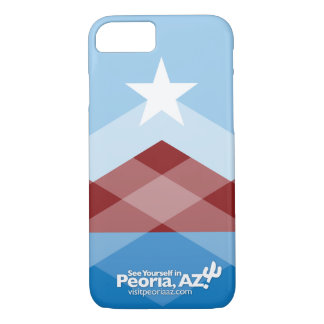 Peoria Flag iPhone 7 Case