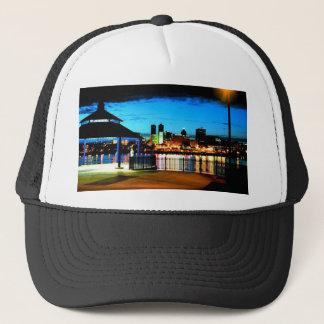 Peoria Illinois Trucker Hat