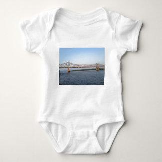 Peoria Skyline Baby Bodysuit