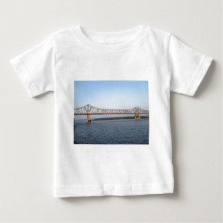 Peoria Skyline Baby T-Shirt
