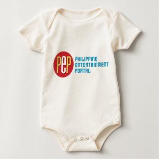 """""""PEP Classic Baby Bodysuit"""