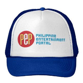 """PEP Classic"" Blue Trucker Hat"
