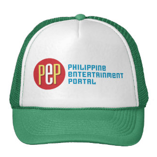 """PEP Classic"" Green Trucker Hat"