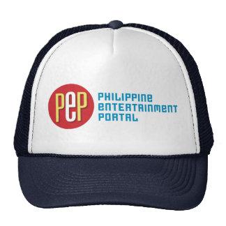 """PEP Classic"" Navy Trucker Hat"