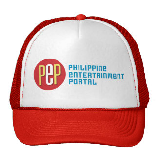 """PEP Classic"" Red Trucker Hat"