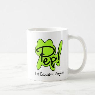 PEP! Coffee Mug