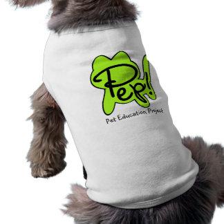 PEP! Dog Shirt