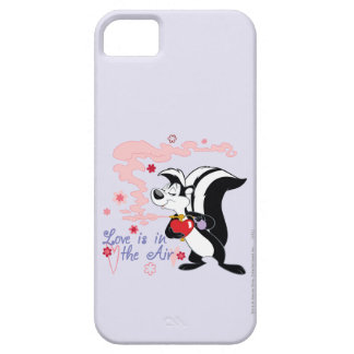 Pepe Le Pew Love is in the Air iPhone 5 Cases