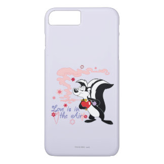 Pepe Le Pew Love is in the Air iPhone 7 Plus Case