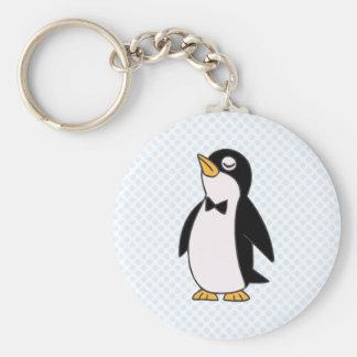 pepe penguin key ring