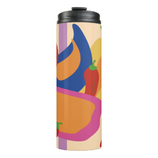 Pepper Collaboration Thermal Tumbler