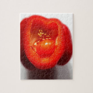 Pepper growth jigsaw puzzle