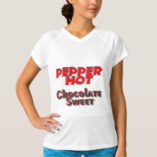 pepper hot chocolate sweet tshirt