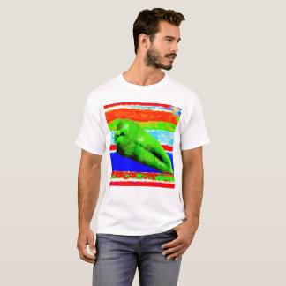 Pepper on Stripes T-shirt