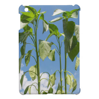 Pepper plant plug case for the iPad mini
