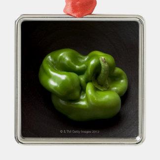 pepper Silver-Colored square decoration