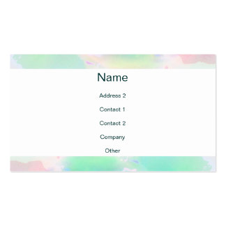 Peppered Mill Pack Of Standard Business Cards