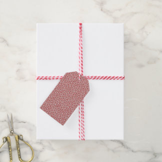 Peppermint Candies Gift Tags