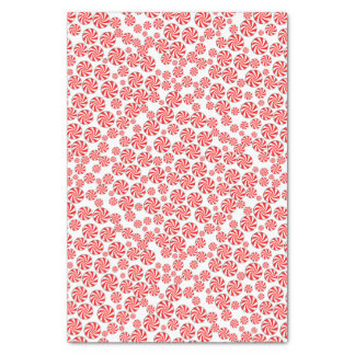 Peppermint Candies Tissue Paper
