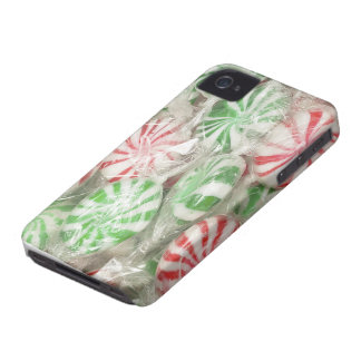 Peppermint Candy iPhone 4 Case-Mate Case