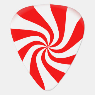 Peppermint Candy Guitar Pick